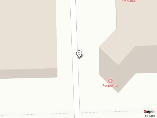 Управление культуры Администрации г. Челябинска на карте Челябинска