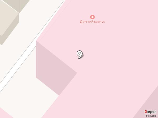 Городская клиническая больница №1 на карте Челябинска
