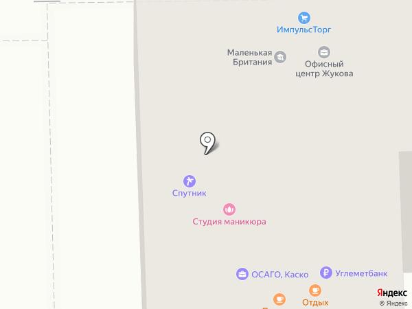 Антикража на карте Челябинска