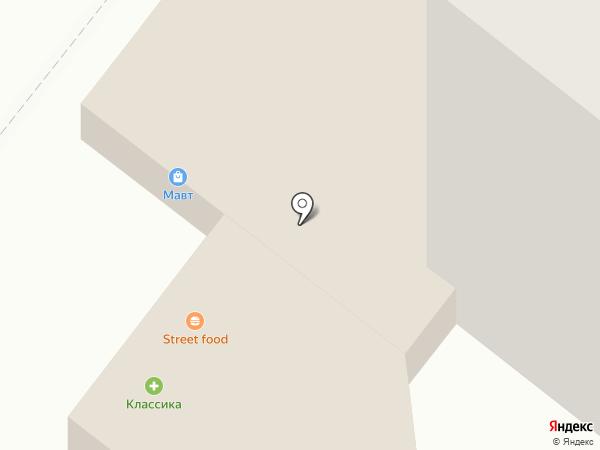 Кондитерский магазин на карте Челябинска