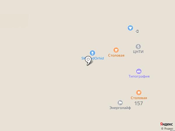 Центр информационных технологий и информационной безопасности на карте Челябинска