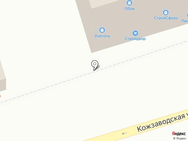 Сохо-сервис на карте Челябинска