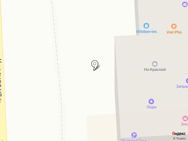 Синьор Антонио Петти на карте Челябинска