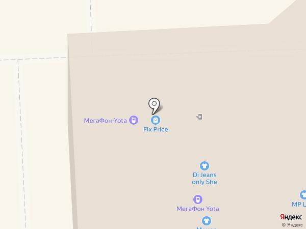 Cosmic store на карте Челябинска