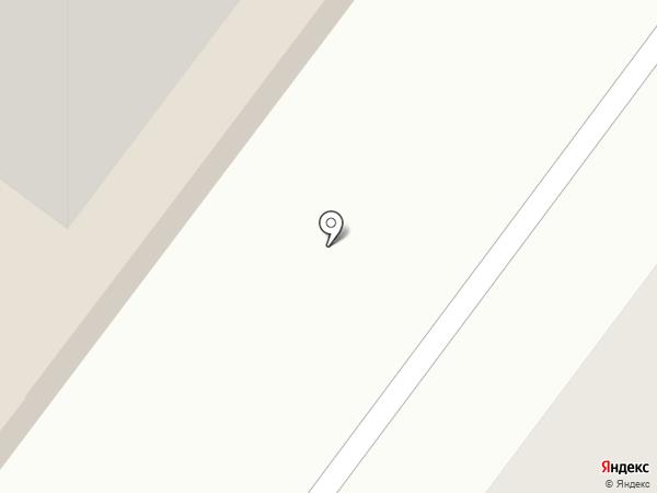 НАНО на карте Челябинска