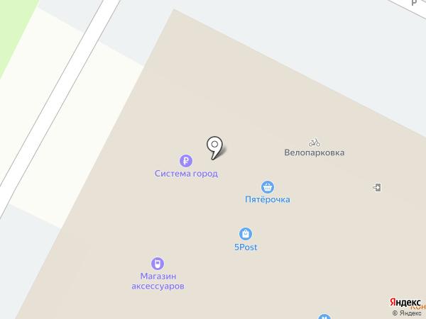 Универсальные системы на карте Челябинска