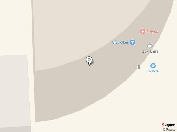 СИЖ на карте Челябинска