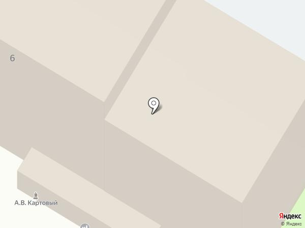 НОВАТЭК-АЗК на карте Челябинска