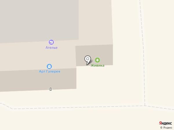 Банкомат, ЮниКредит Банк на карте Челябинска