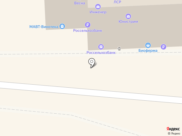 Покровские пекарни на карте Челябинска