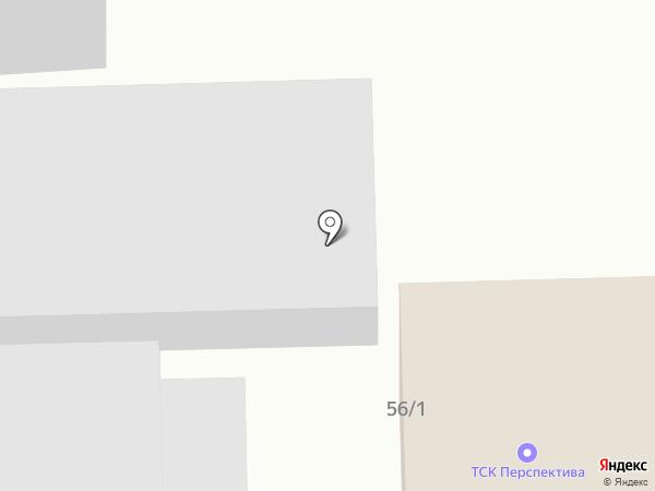 АвтоМагистраль-Челябинск на карте Челябинска
