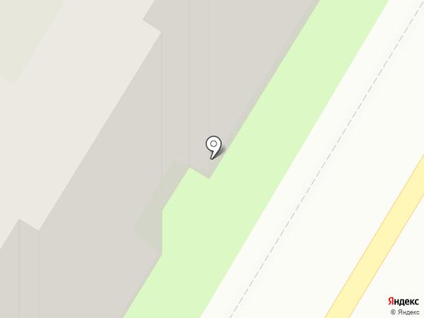Printmedia на карте Челябинска