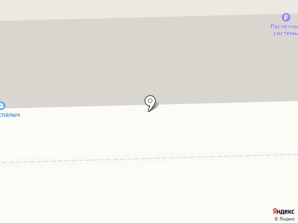 Магазин текстиля для дома на карте Челябинска