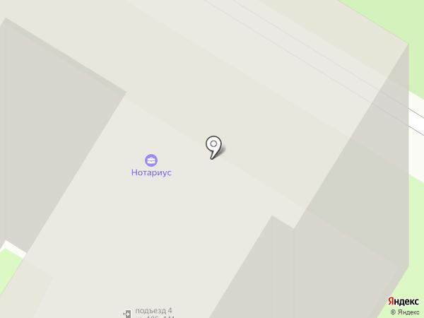 Норма Капитал на карте Челябинска