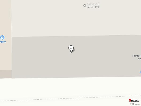 Магазин разливного пива на карте Челябинска