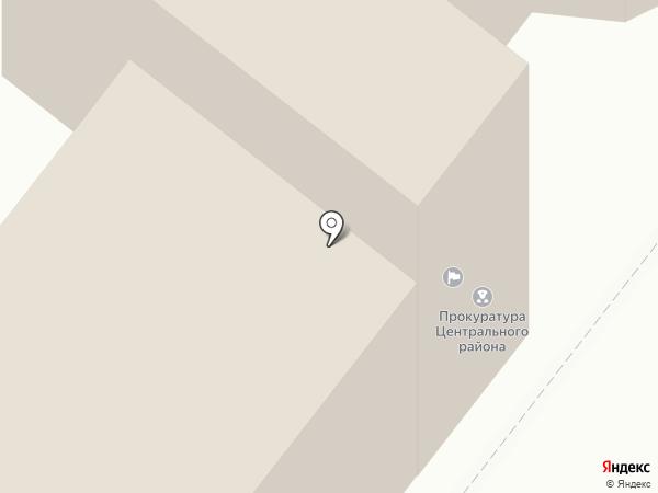 Встреча на карте Челябинска