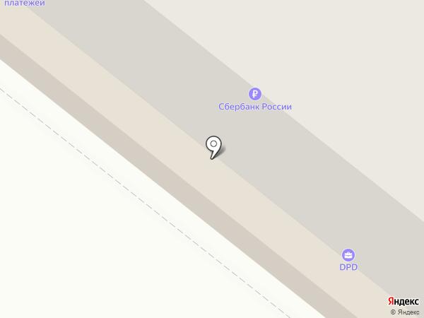 Глазурь на карте Челябинска
