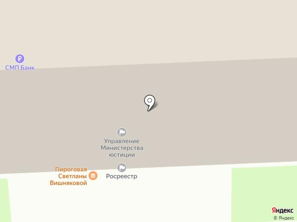 УралНедвижимость на карте Челябинска