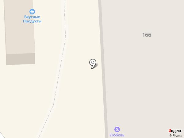 Будо на карте Челябинска