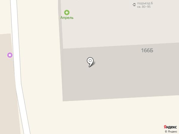 Мясной магазин на карте Челябинска
