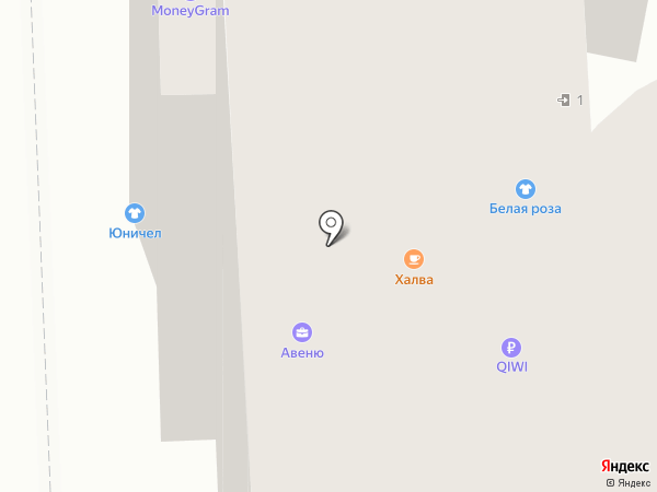 A-MegaGroup на карте Челябинска