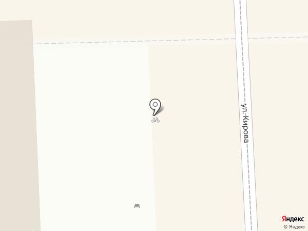 Лимонтир на карте Челябинска