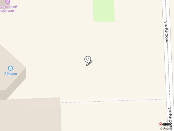 Шаурма клаб на карте Челябинска