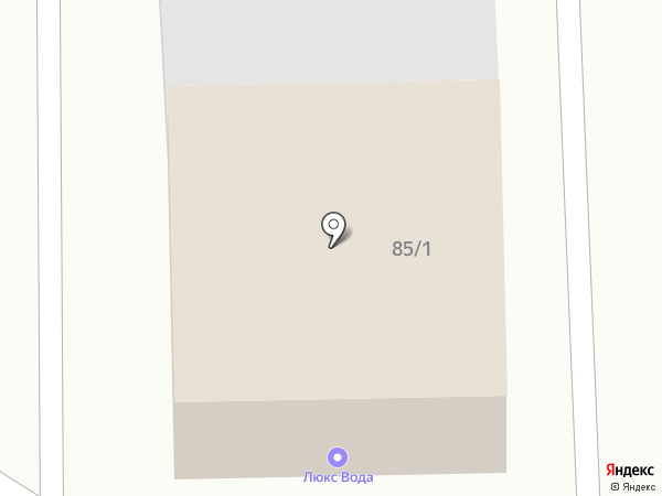 Автомойка на карте Челябинска