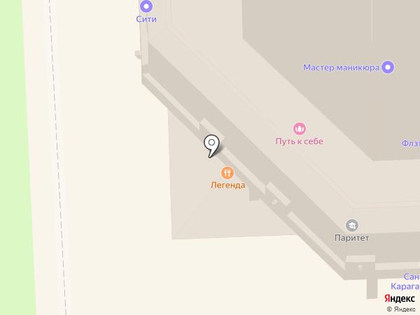 Банкомат, Хоум Кредит энд Финанс Банк на карте Челябинска
