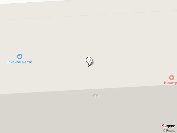 ГОРСТРОЙ на карте Челябинска