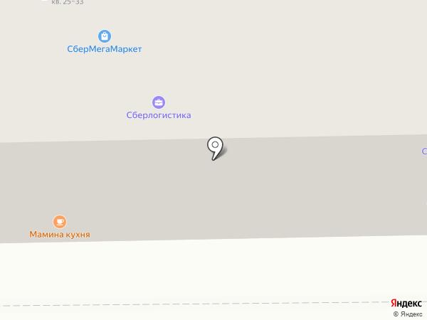 Fason на карте Челябинска