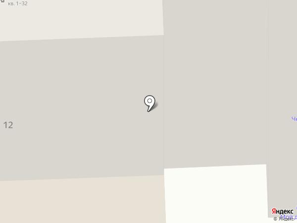 Техно-Сток на карте Челябинска