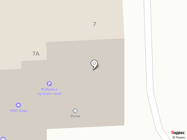 Профинвестсервис на карте Челябинска
