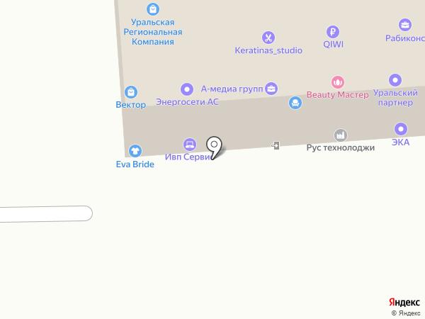 АРТ-СТИЛЬ на карте Челябинска