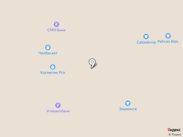 МИХАИЛ ВКРУГ на карте Челябинска