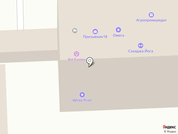 Сервисный центр ПРОМЭЛ на карте Челябинска