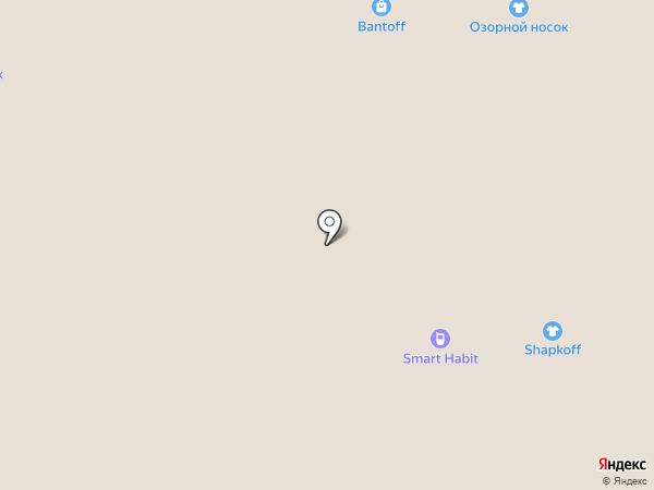Amf на карте Челябинска