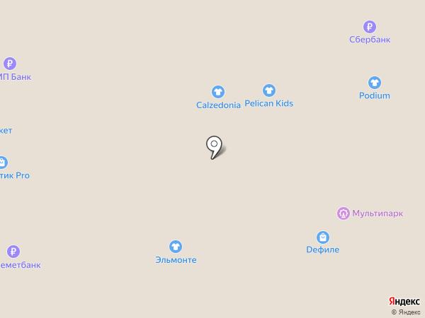 БОРТ 174 на карте Челябинска