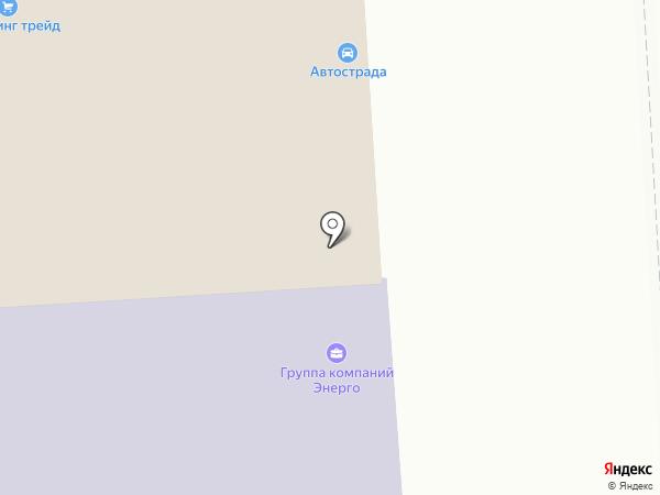 Люксар Групп на карте Челябинска