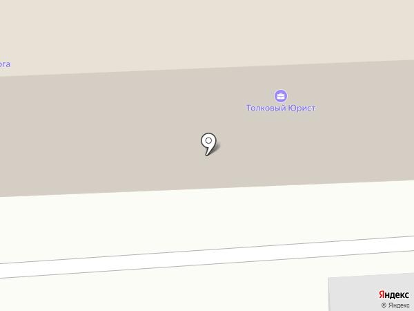 Чел-Сити-Мед на карте Челябинска