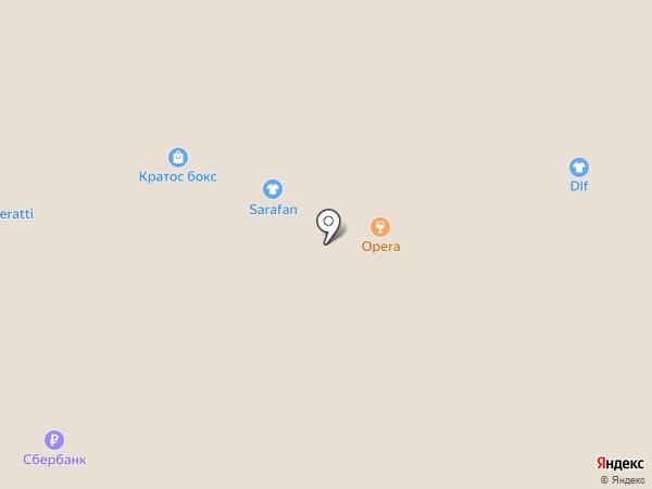 Дамский угодник на карте Челябинска