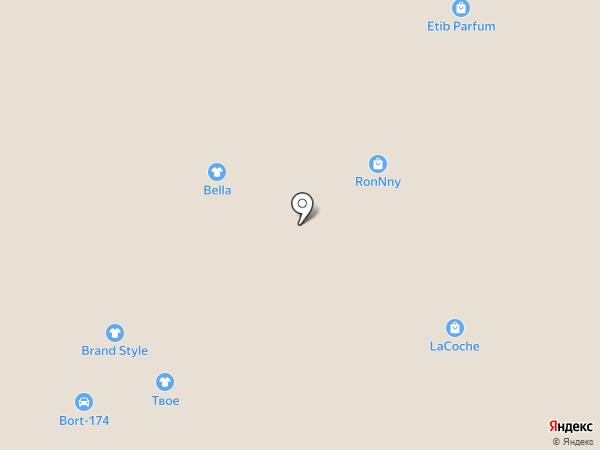 Fissman на карте Челябинска