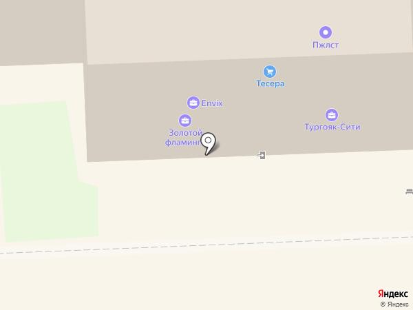 Бух-Инфо на карте Челябинска