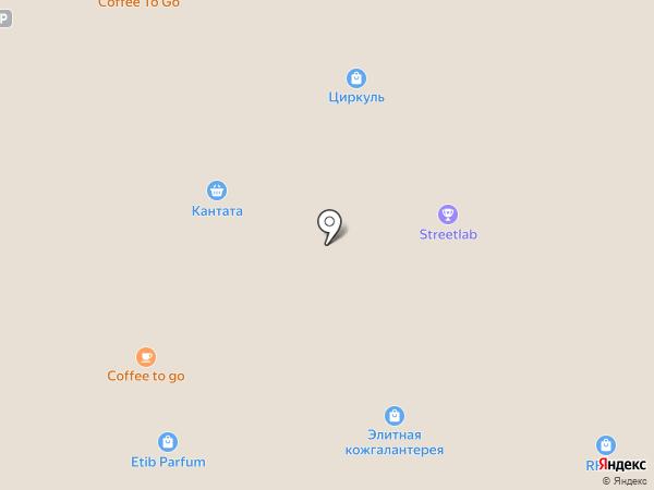 Многоджинс на карте Челябинска