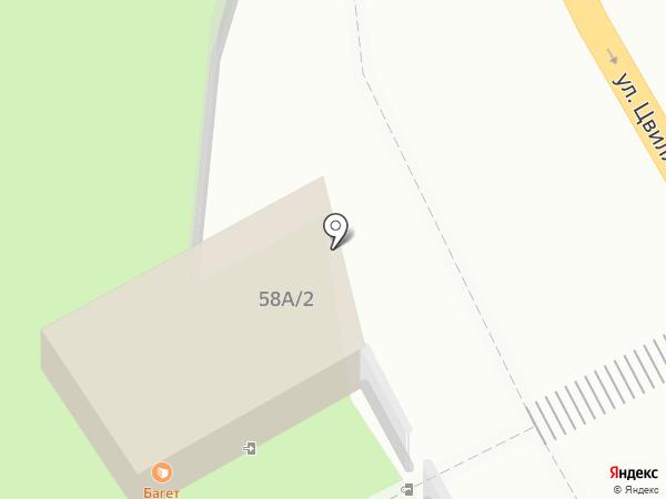 Шашлычная на карте Челябинска
