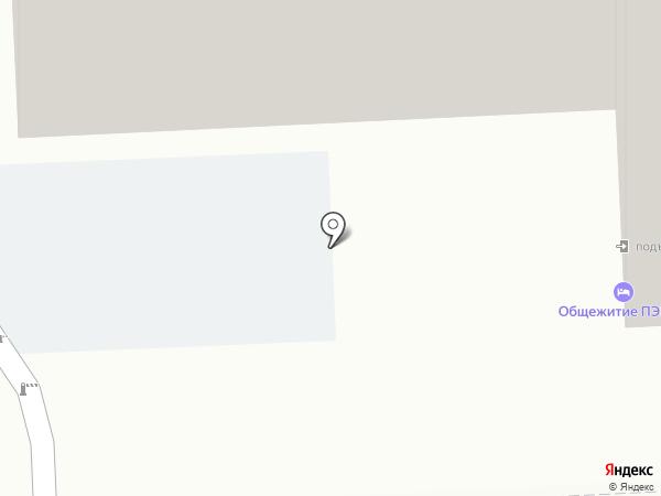 Интернет-провайдеры Челябинска на карте Челябинска