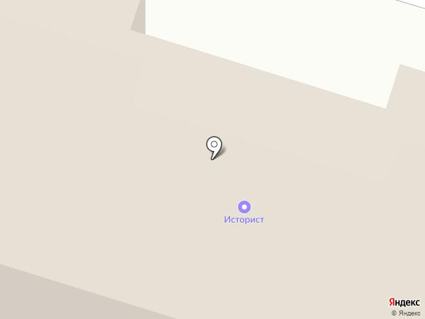 АБИСКОН на карте Челябинска