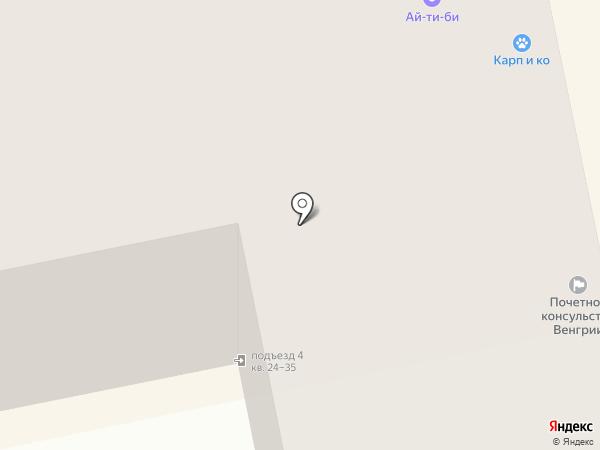 Yves Delorme на карте Челябинска