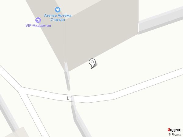 Академия VIP на карте Челябинска