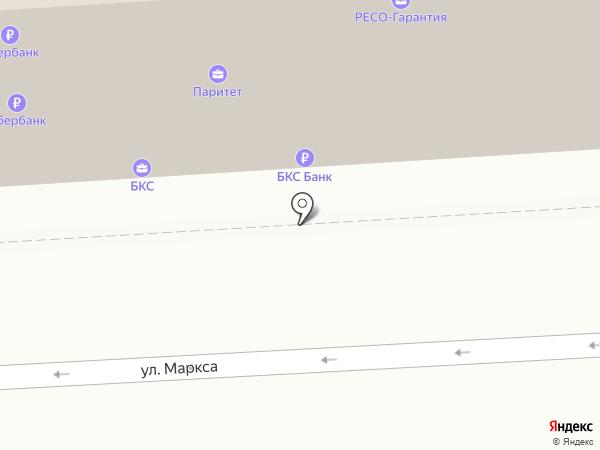ЮрМедЗдрав на карте Челябинска